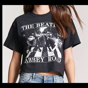 NWT The Beatles Tee